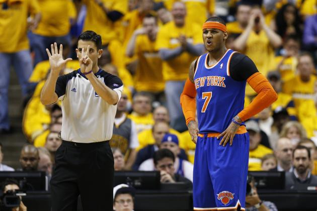 Why New York Knicks Must Get Carmelo Anthony Real Help