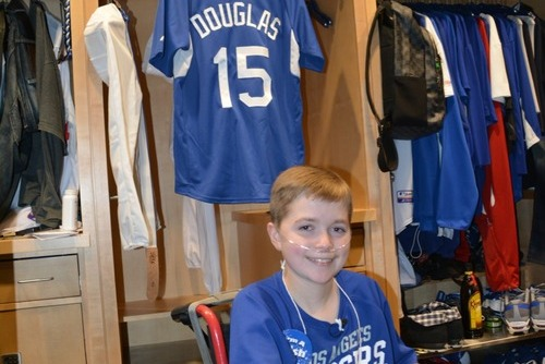 Los Angeles Dodgers Sign Make-A-Wish Fan from Kansas to One Day Contract