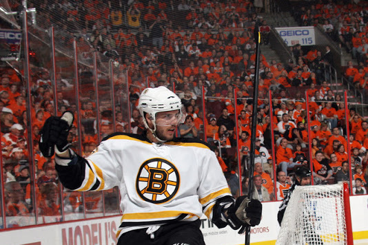 Bruins Outlast Penguins in OT and the Cliches Begin