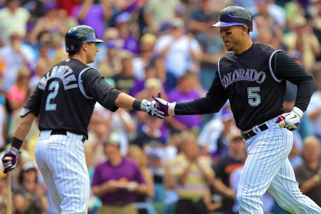Is the Carlos Gonzalez/Troy Tulowitzki Duo Now the Best in Baseball?