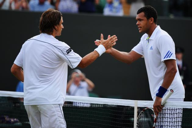 Ferrer vs. Tsonga: Set-by-Set Predictions for Men's Semifinal Matchup
