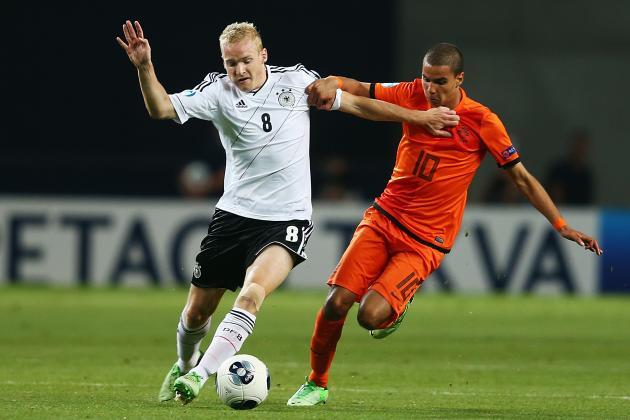 Netherlands vs. Germany: Score and Recap for Euro U-21 Championship Match