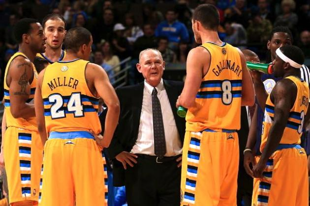 Denver Nuggets Players React to George Karl's Firing as Head Coach