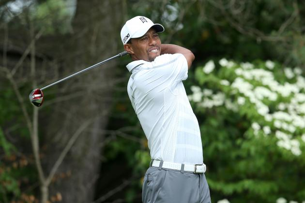 US Open Golf 2013: Tiger Woods Shouldn't Enter Merion as Overwhelming Favorite