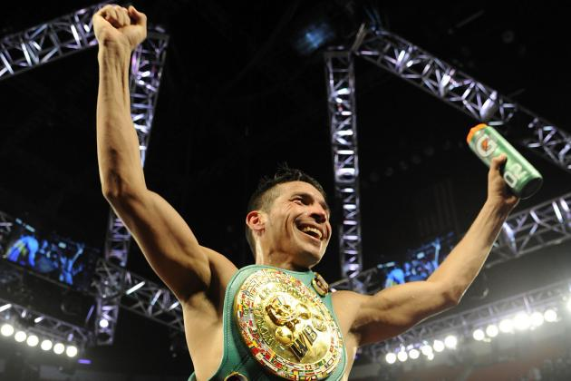 Sergio Martinez Lands in NY, Talks Next Fight