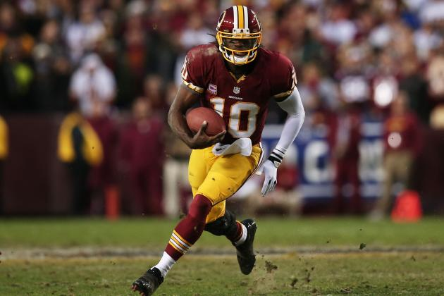 Robert Griffin III Expected to Cut Down on Rushing Attempts in 2013-14