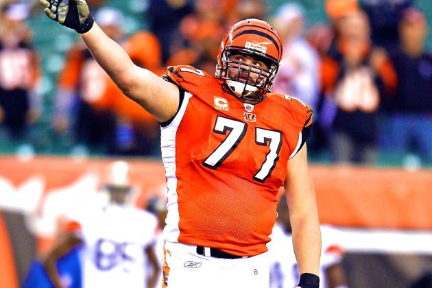 Andrew Whitworth Says He'd Quit NFL if Forced to Play for Potential London Team