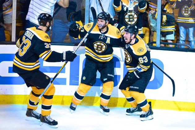 Penguins vs. Bruins: Boston's Stanley Cup Dream Now a Championship Expectation