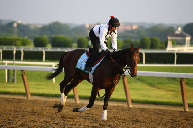 Belmont Stakes 2013: Orb Will Reclaim First Place at Triple Crown's Last Leg