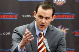 Phoenix Suns Announce Basketball Operations Staff Changes