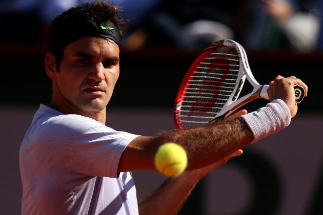 Roger Federer's French Open Disappointment is Foreshadowing for Rest of Season