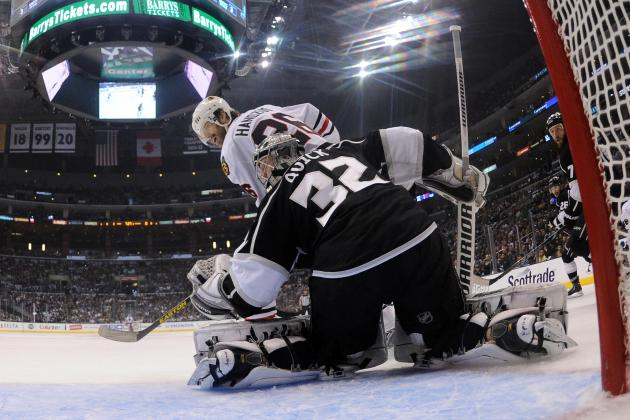 Kings vs. Blackhawks: Each Team's Gameplan to Win Pivotal Game 4