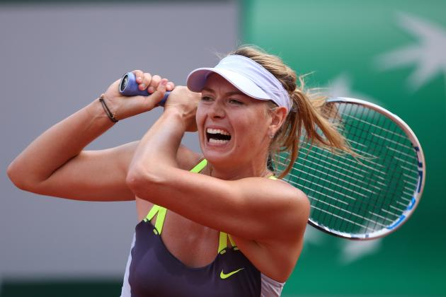 2013 French Open: Maria Sharapova's Best Chance to Beat Serena Williams