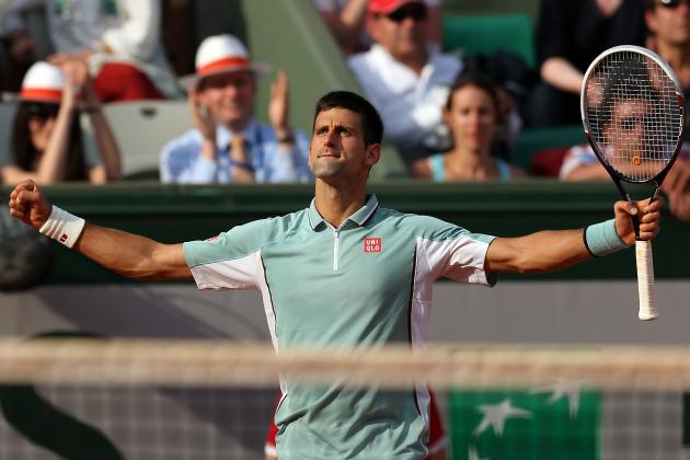 Novak Djokovic Needs to Win French Open to Prove He's Truly Elite