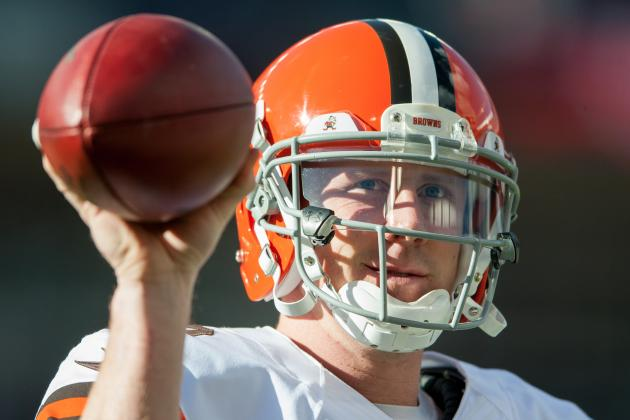 Brandon Weeden on Track to Retain Starting Job as Minicamp Ends