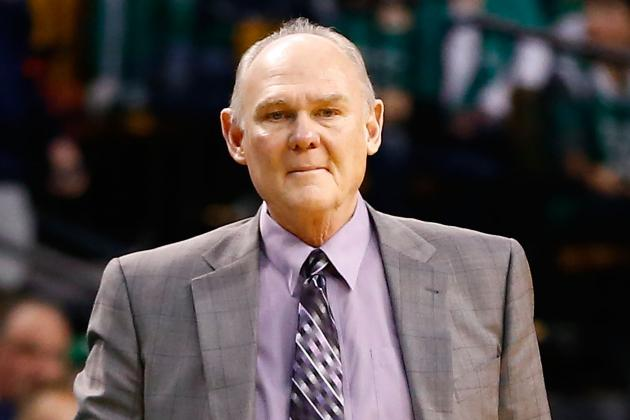 Is George Karl's Firing Proof NBA Coach of the Year Award Is a Jinx?
