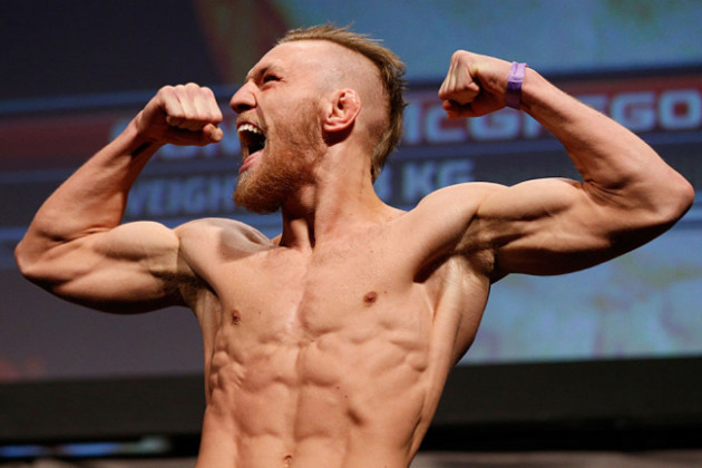 Conor McGregor Says He'll Be Next Anderson Silva By Age 30