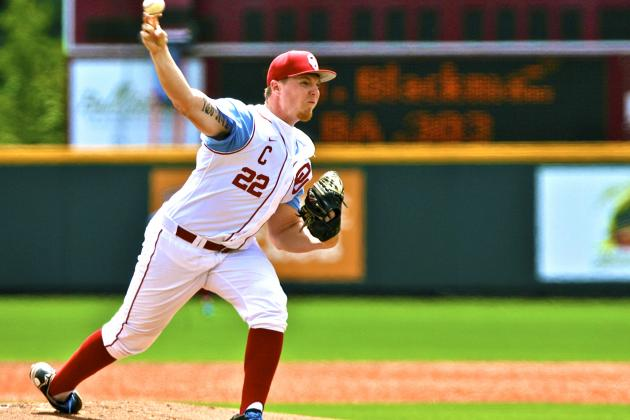 Jonathan Gray Drafted No. 3 Overall in 2013 MLB Draft by Colorado Rockies
