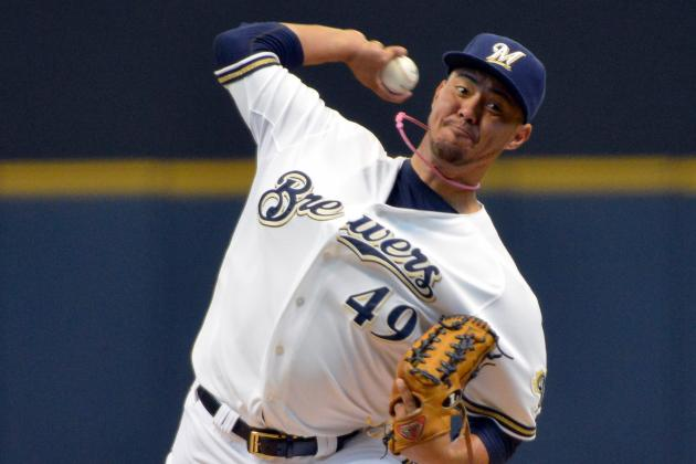 Milwaukee Brewers Pitching Staff Continues Long Wait for a Complete Game