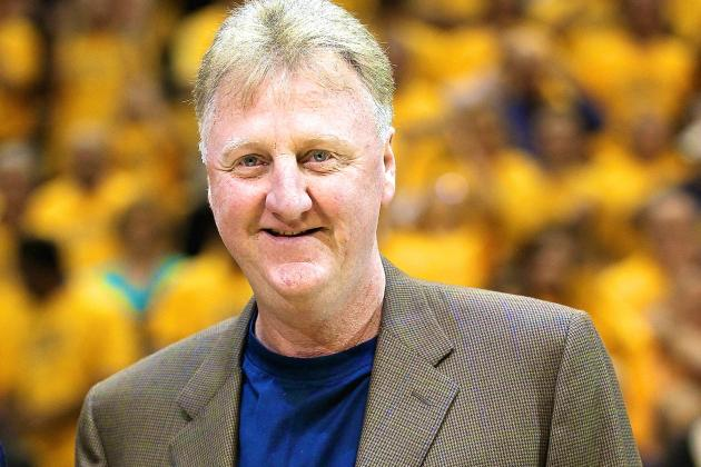 Kings Reportedly Interested in Adding Larry Bird to Front Office