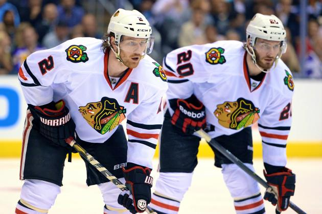 Chicago Blackhawks vs. Los Angeles Kings Game 4: Live Score, Updates & Analysis