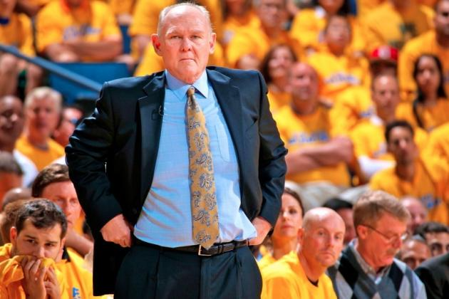 Best Potential Landing Spots for Head Coach George Karl