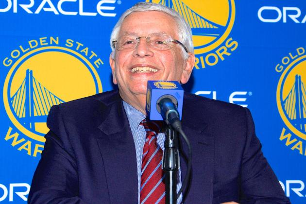 NBA Commissioner David Stern Considering Increased Penalties for Flopping