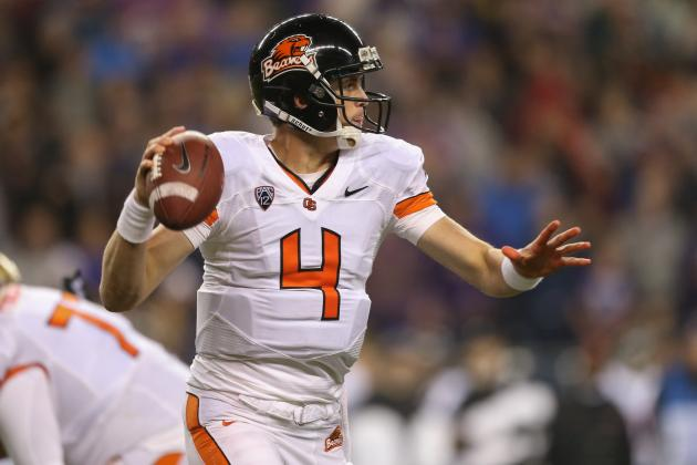 Beavers Believe in Sean Mannion, and They're Right