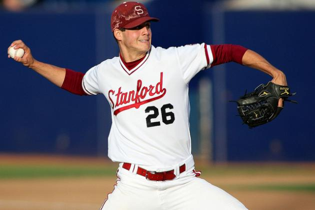 2013 MLB Draft Results: Full Listings for 1st-Round Selections