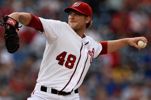 Ross Detwiler on Track to Return from Strained Oblique Next Week