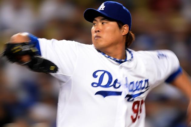 Hyun-Jin Ryu Recovered from Sore Foot, Cleared to Start Friday