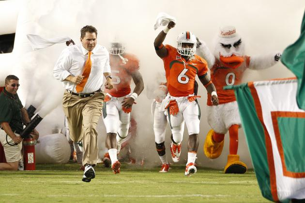 Why Las Vegas Loves Miami Football so Much in 2013