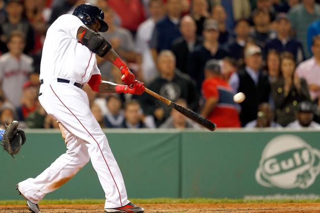 David Ortiz Continues Supplying Magic for Red Sox with Walk-Off Homer