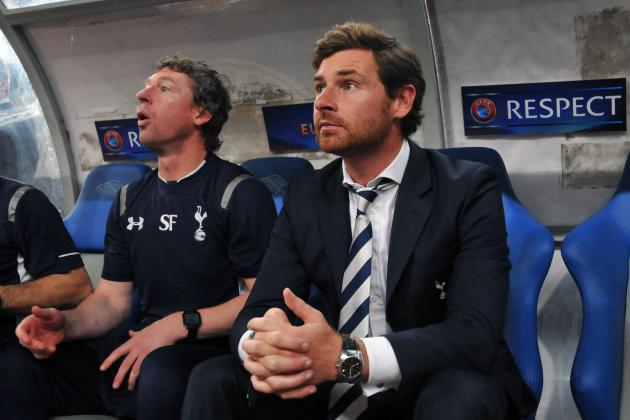Tottenham Hotspur: Stats to Illustrate Spurs' Progress Under Andre Villas-Boas