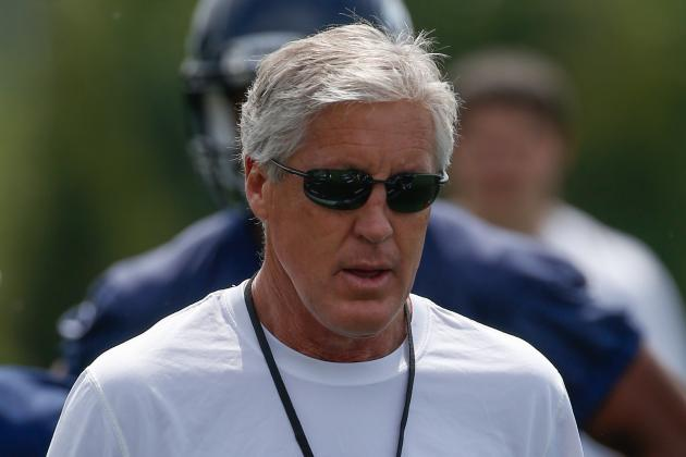 Pete Carroll: Elimintaing PEDs Requires 24/7 Commitment