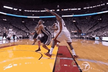 Tony Parker's Masterful Spin Move Embarrasses Norris Cole