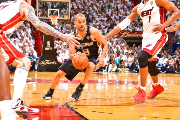 Spurs vs. Heat Game 1 NBA Finals: Live Score, Highlights and Analysis