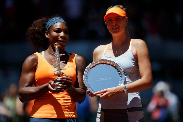 French Open 2013: Keys for Serena Williams and Maria Sharapova in Women's Final