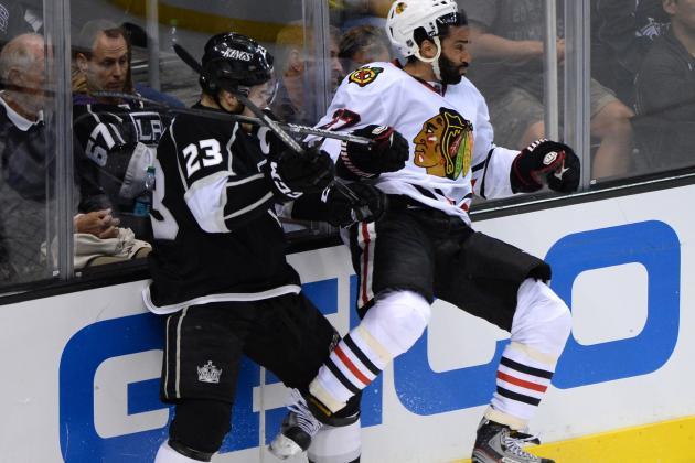NHL Playoffs: Grades for Night 36