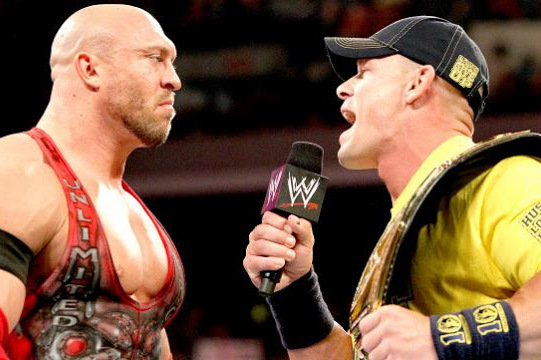 WWE Payback: Three Stages of Hell Is Overkill for Cena vs Ryback This Soon