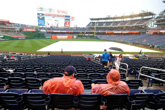 Thursday's Nationals-Mets Game Postponed; Gio Gonzalez to Start Friday