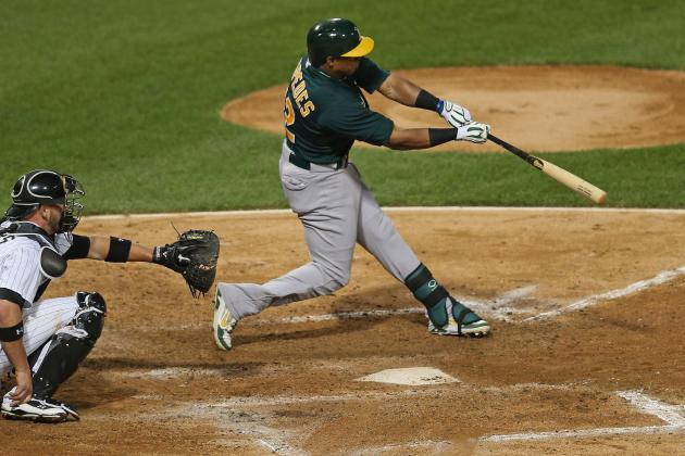 Rosales' HR in 10th Lifts A's Past White Sox