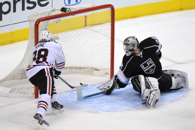 Stanley Cup Playoffs 2013: Blackhawks Stars Shine in WCF Game 4 Win