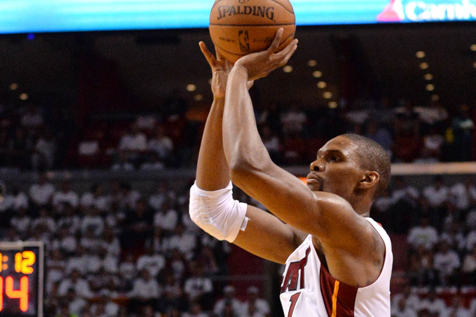 NBA Finals: Chris Bosh's 3-Point Infatuation Fails the Heat in Game 1