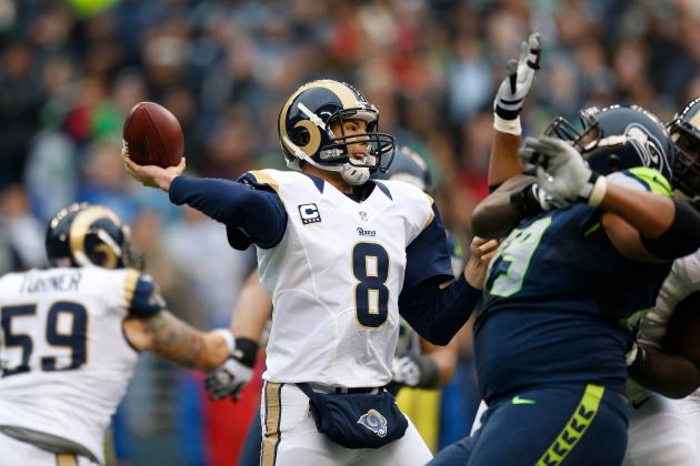 Sam Bradford Owes St. Louis Rams GM Les Snead Big Time