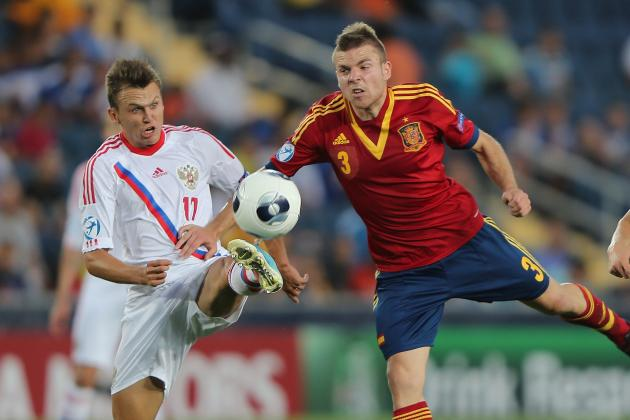 Spain 1-0 Russia: Why Asier Illarramendi Was Man of the Match for La Roja