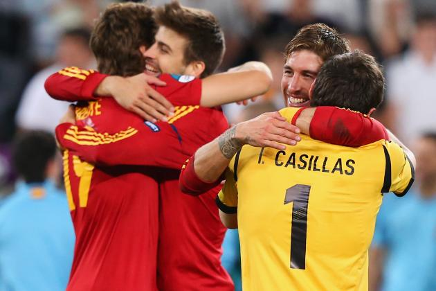 Predicting the Spain Starting XI to Face Haiti