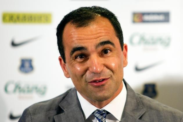 Roberto Martinez Won't Fulfill His Grand Ambitions at Everton