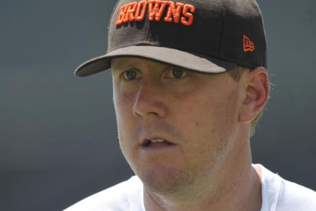 Browns' Brandon Weeden: 'We Have the Potential to Be Really, Really Good'