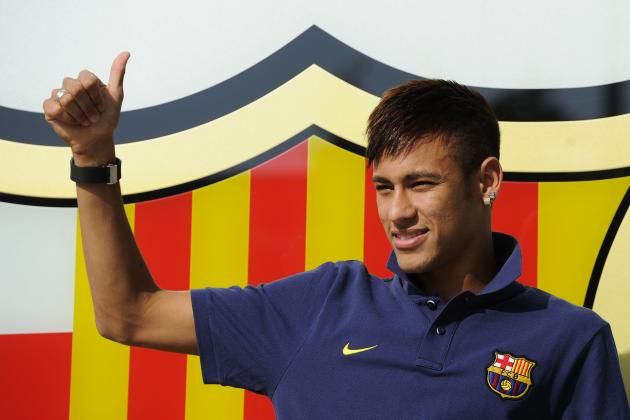 How Barcelona Will Change Tactically With Neymar on the Field